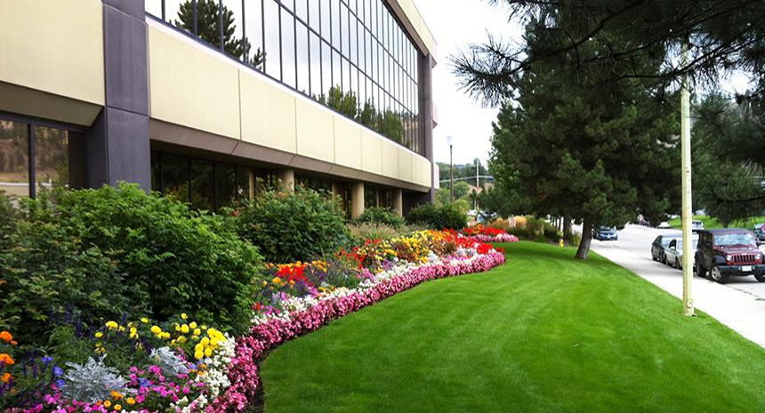 Asahi Contracting Commercial Landscaping Jobs Kelowna